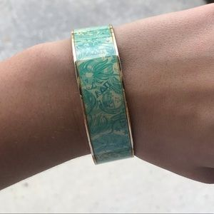 Lilly Pulitzer Jewelry - Lilly Pulitzer ADPi Bangle